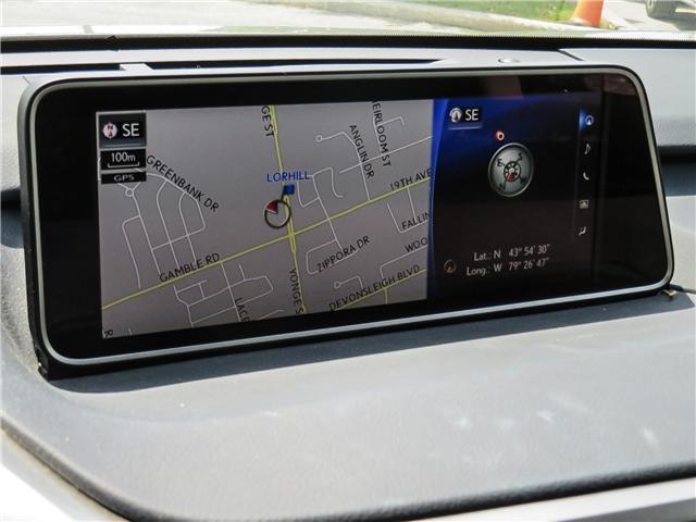 2017 Lexus RX 450h Base (Stk: 12138G) in Richmond Hill - Image 11 of 19