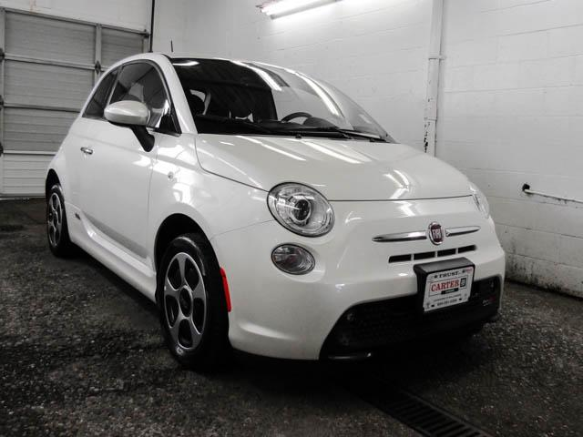 2016 Fiat 500E - (Stk: P9-58670) in Burnaby - Image 2 of 23