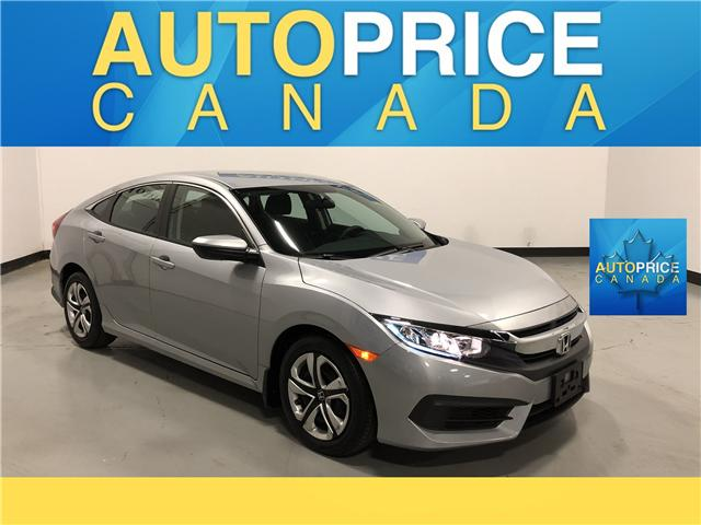 2017 Honda Civic LX (Stk: F0410) in Mississauga - Image 1 of 24