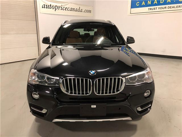 2016 BMW X3 xDrive28i (Stk: W0414) in Mississauga - Image 2 of 29