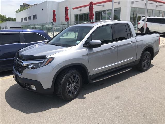 2019 Honda Ridgeline Sport (Stk: P7167) in London - Image 1 of 1