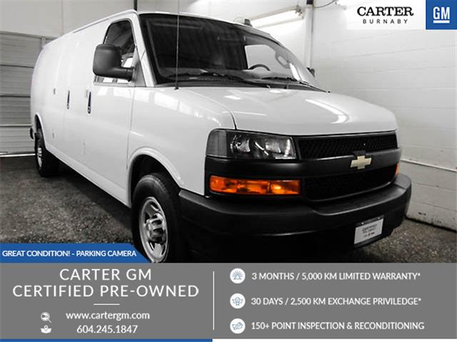 2019 Chevrolet Express 2500 Work Van (Stk: P9-58680) in Burnaby - Image 1 of 24