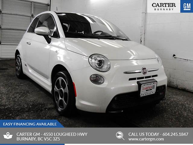 2016 Fiat 500E - (Stk: P9-58670) in Burnaby - Image 1 of 23