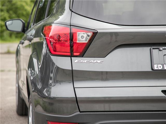 2019 Ford Escape S (Stk: 19ES667) in St. Catharines - Image 7 of 24