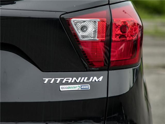 2019 Ford Escape Titanium (Stk: 19ES677) in St. Catharines - Image 8 of 27