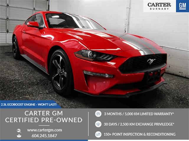 2019 Ford Mustang EcoBoost Premium (Stk: K9-30301) in Burnaby - Image 1 of 23