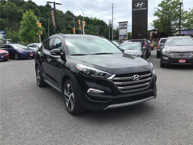 2018 Hyundai Tucson SE 1.6T (Stk: R85852) in Ottawa - Image 1 of 11
