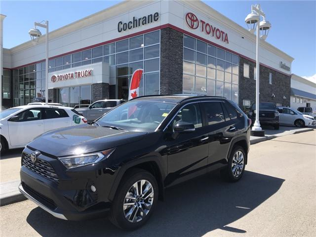 2019 Toyota RAV4 Limited (Stk: 190311) in Cochrane - Image 1 of 14