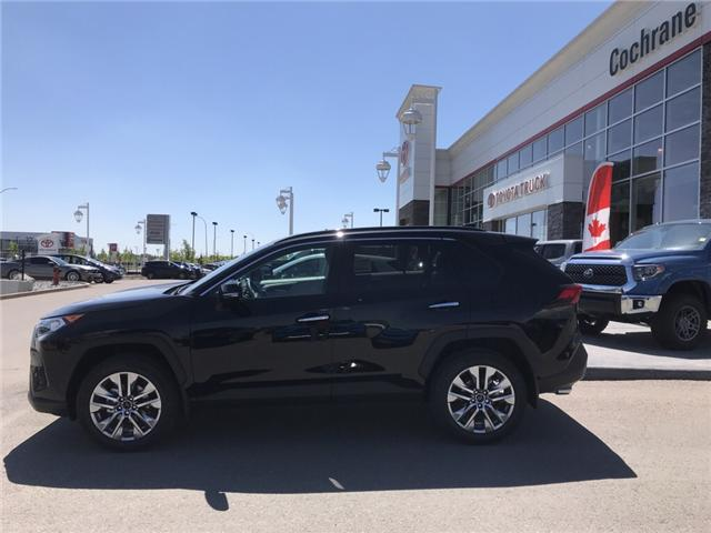 2019 Toyota RAV4 Limited (Stk: 190311) in Cochrane - Image 2 of 14