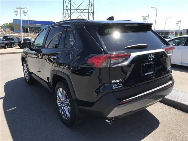 2019 Toyota RAV4 Limited (Stk: 190311) in Cochrane - Image 3 of 14