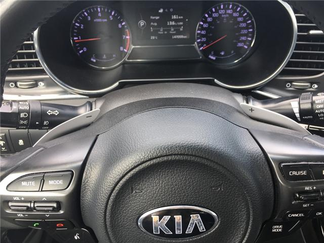 2014 Kia Optima SX Turbo (Stk: 1693W) in Oakville - Image 18 of 30