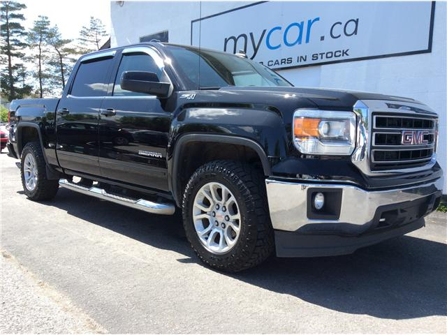 2015 GMC Sierra 1500 SLE (Stk: 190803) in Kingston - Image 1 of 19