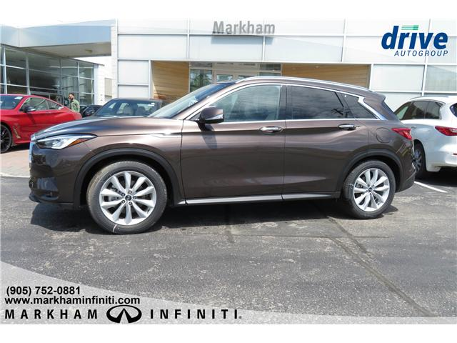 2019 Infiniti QX50 ProACTIVE (Stk: K108) in Markham - Image 2 of 25