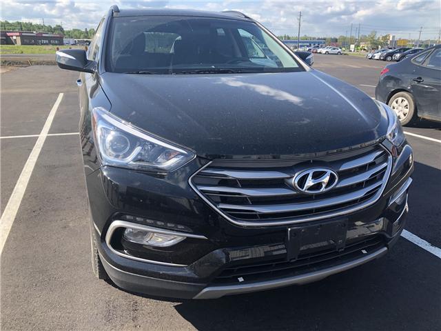 2018 Hyundai Santa Fe Sport 2.4 Premium (Stk: 16028A) in Thunder Bay - Image 1 of 1
