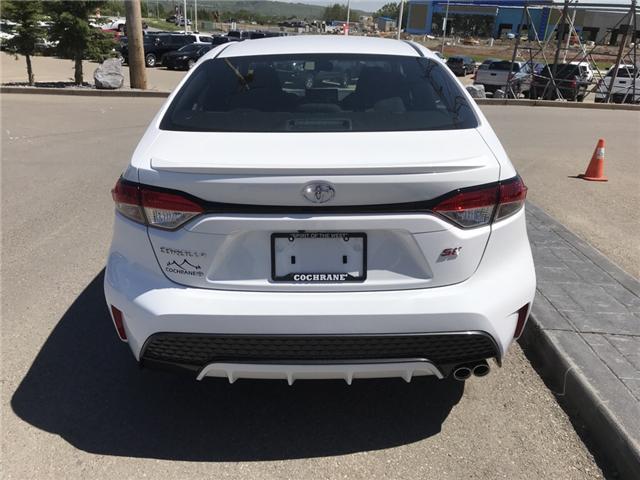 2020 Toyota Corolla SE (Stk: 200025) in Cochrane - Image 4 of 14