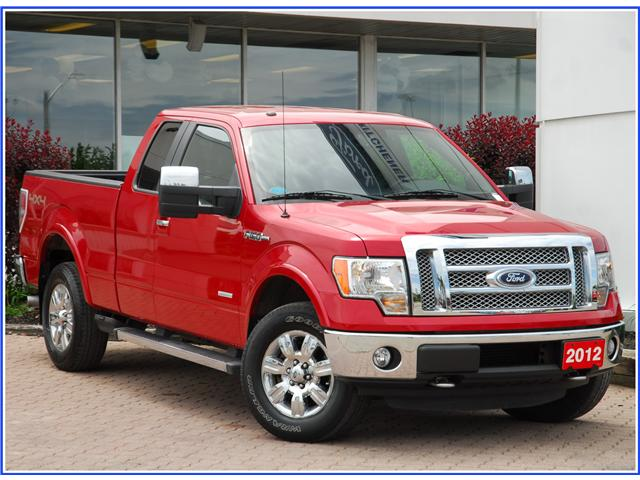 2012 Ford F-150 Lariat (Stk: 9G4960A) in Kitchener - Image 2 of 19