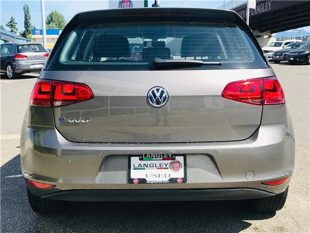 2016 Volkswagen e-Golf SEL (Stk: LF9790) in Surrey - Image 7 of 25