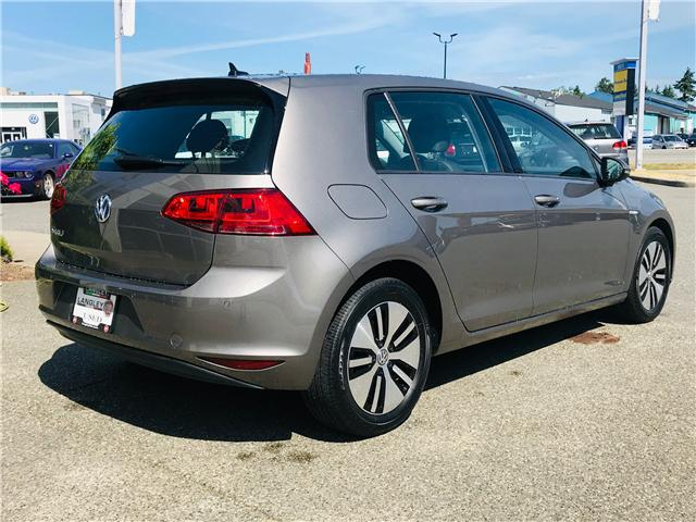 2016 Volkswagen e-Golf SEL (Stk: LF9790) in Surrey - Image 8 of 25
