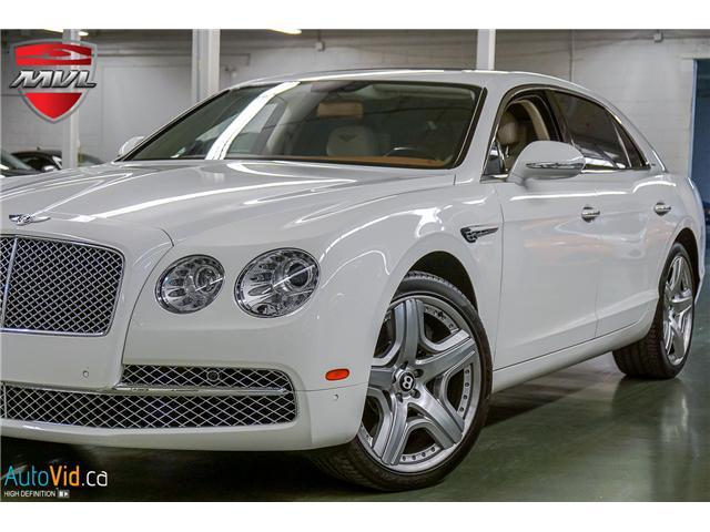 2014 Bentley Flying Spur  (Stk: ) in Oakville - Image 1 of 41