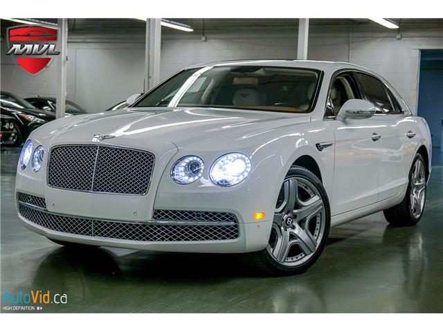 2014 Bentley Flying Spur  (Stk: ) in Oakville - Image 2 of 41