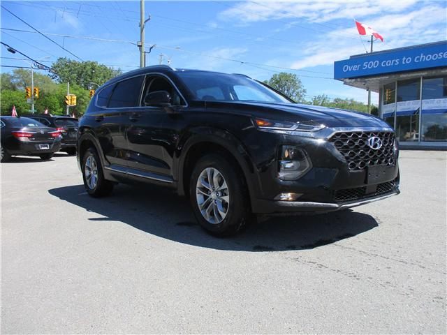 2019 Hyundai Santa Fe ESSENTIAL (Stk: 190860) in Kingston - Image 1 of 13