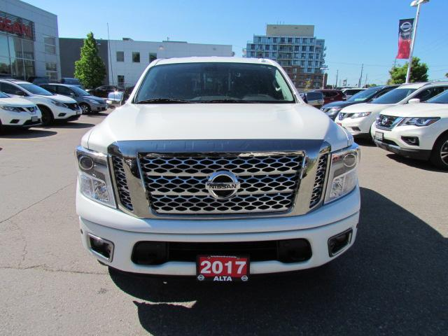 2017 Nissan Titan Platinum Reserve (Stk: RY19M024AA) in Richmond Hill - Image 2 of 42