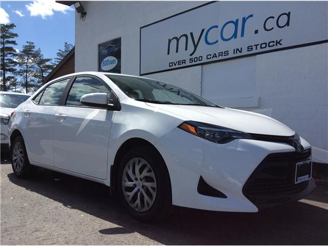 2019 Toyota Corolla LE (Stk: 190887) in Kingston - Image 1 of 20