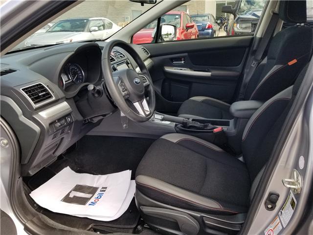 2016 Subaru Crosstrek Touring Package (Stk: SUB1443) in Innisfil - Image 11 of 17