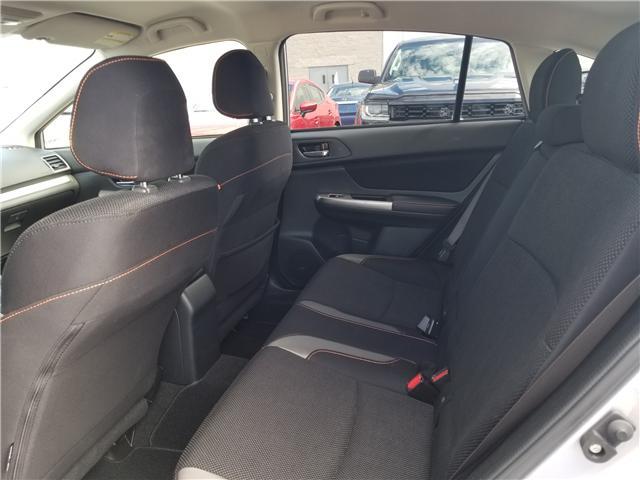 2016 Subaru Crosstrek Touring Package (Stk: SUB1443) in Innisfil - Image 12 of 17