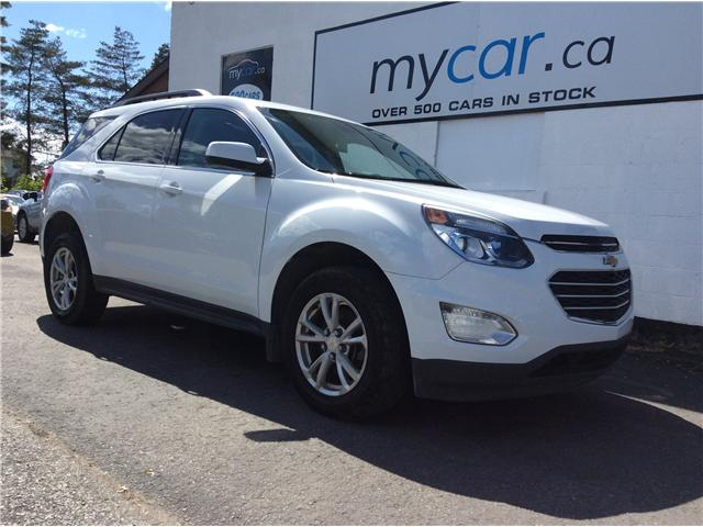 2017 Chevrolet Equinox 1LT (Stk: 190742) in Richmond - Image 1 of 21