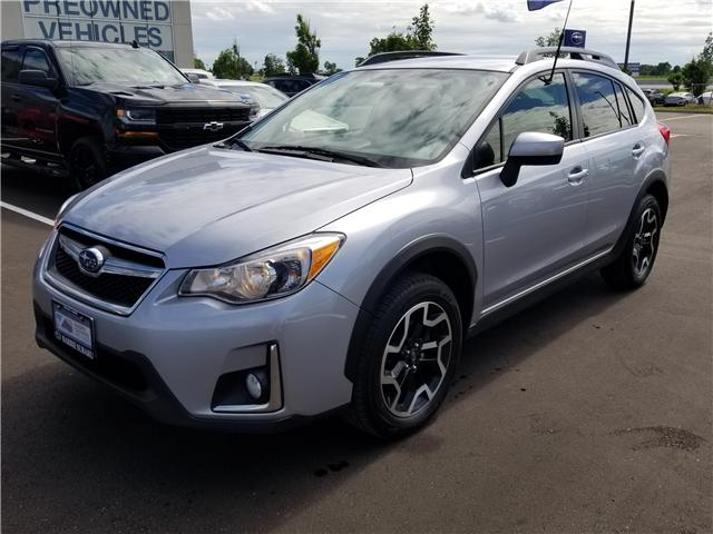 2016 Subaru Crosstrek Touring Package (Stk: SUB1443) in Innisfil - Image 2 of 17