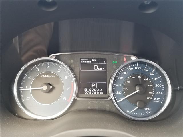 2016 Subaru Crosstrek Touring Package (Stk: SUB1443) in Innisfil - Image 15 of 17