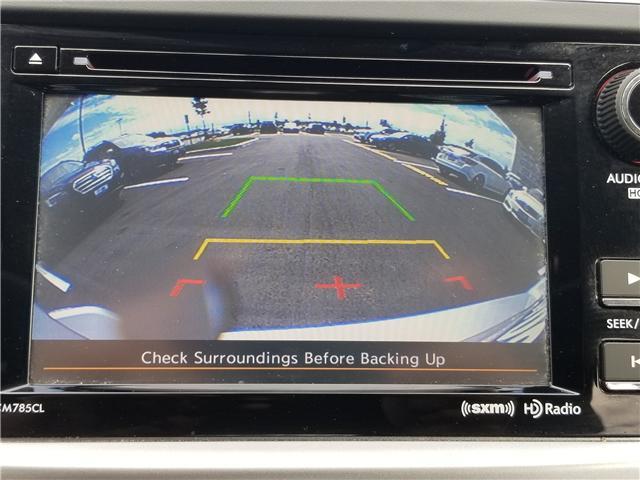 2016 Subaru Crosstrek Touring Package (Stk: SUB1443) in Innisfil - Image 16 of 17