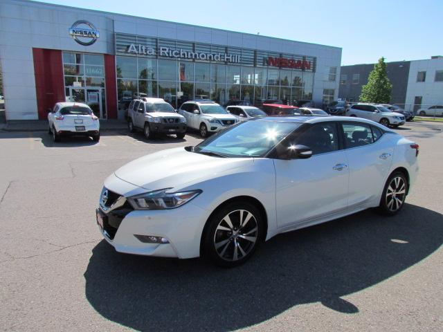 2016 Nissan Maxima SL (Stk: RU2691) in Richmond Hill - Image 1 of 43