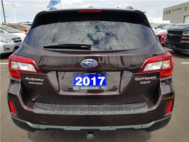 2017 Subaru Outback 3.6R Touring (Stk: 19SB603A) in Innisfil - Image 6 of 18