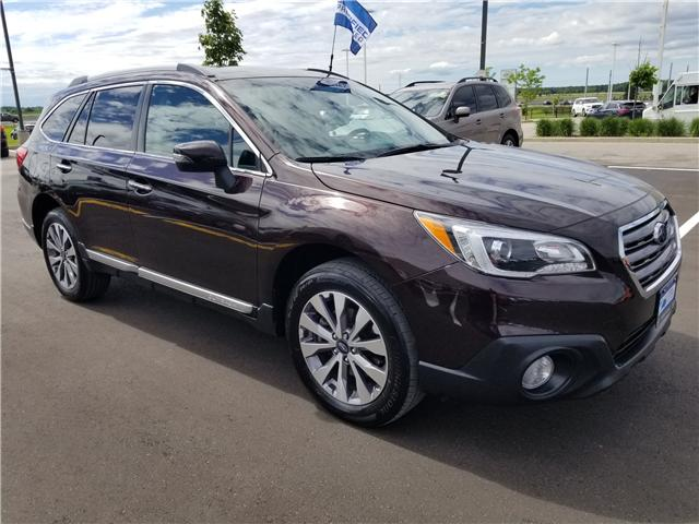 2017 Subaru Outback 3.6R Touring (Stk: 19SB603A) in Innisfil - Image 10 of 18