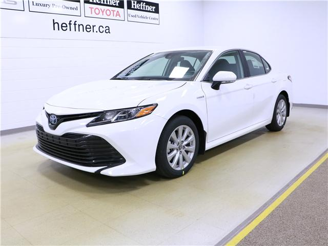 2019 Toyota Camry Hybrid LE (Stk: 191112) in Kitchener - Image 1 of 3