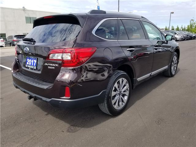 2017 Subaru Outback 3.6R Touring (Stk: 19SB603A) in Innisfil - Image 8 of 18