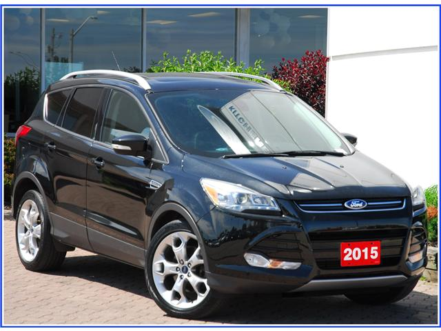 2015 Ford Escape Titanium (Stk: D96090AX) in Kitchener - Image 2 of 19