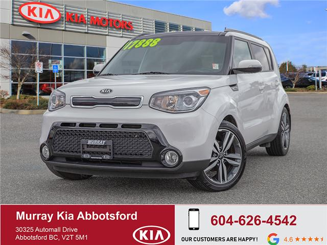2015 Kia Soul SX Luxury (Stk: M1244A) in Abbotsford - Image 1 of 27