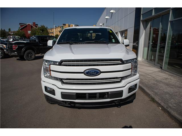 2018 Ford F-150 Lariat (Stk: B81463) in Okotoks - Image 2 of 20