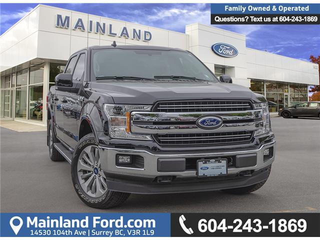 2018 Ford F-150 Lariat (Stk: 9F13965A) in Vancouver - Image 1 of 26
