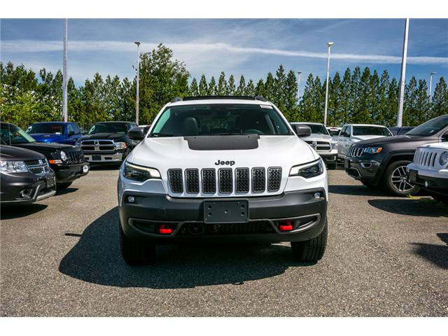 2019 Jeep Cherokee Trailhawk (Stk: K424817) in Abbotsford - Image 2 of 25