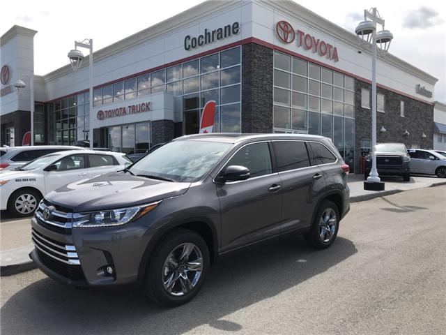 2019 Toyota Highlander Limited (Stk: 190309) in Cochrane - Image 1 of 14