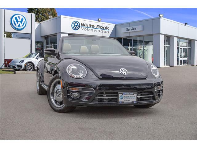2018 Volkswagen Beetle 2.0 TSI Coast (Stk: JB517123) in Vancouver - Image 1 of 26