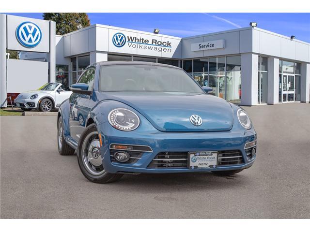 2018 Volkswagen Beetle 2.0 TSI Coast (Stk: JB728897) in Vancouver - Image 1 of 23