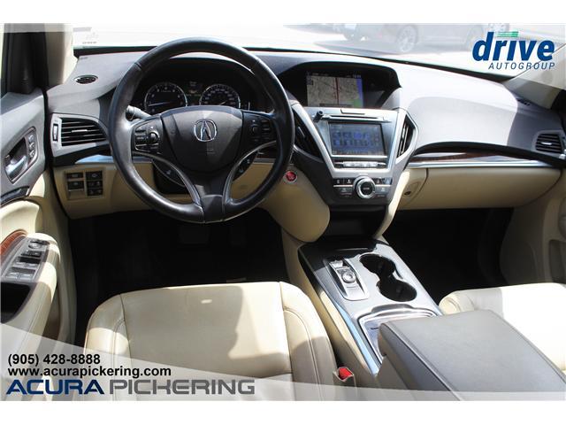 2017 Acura MDX Navigation Package (Stk: AP4890) in Pickering - Image 2 of 33