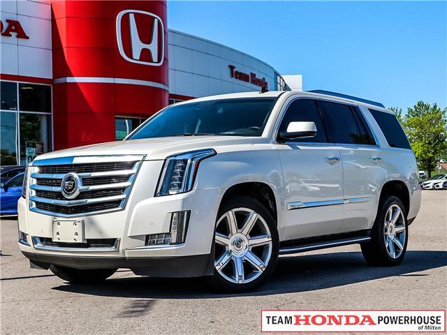 2015 Cadillac Escalade Premium (Stk: 3242) in Milton - Image 1 of 30