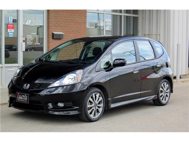 2014 Honda Fit Sport (Stk: 003992) in Saskatoon - Image 1 of 21