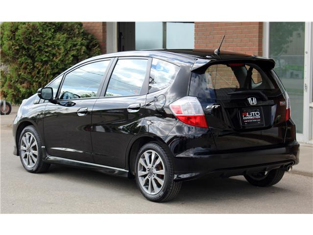 2014 Honda Fit Sport (Stk: 003992) in Saskatoon - Image 2 of 21